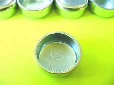 "Fits GM 5pk 15/16"" Freeze Expansion Plugs Zinc Plated Steel Engine Cylinder NOS"