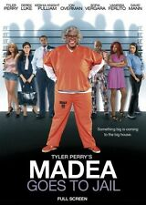 Tyler Perry's Madea Goes to Jail [P&S] (2009, DVD NIEUW)