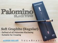 Palomino Blackwing Regular Soft Graphite 1pc Pencil art calligraphy write pen