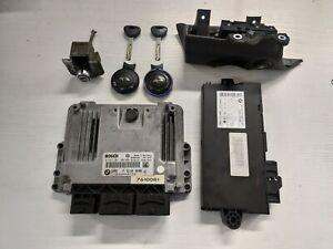 Mini Cooper S R56 174Ps N14B16 Motorsteuergerät Set 0261201306 BMW 7610006