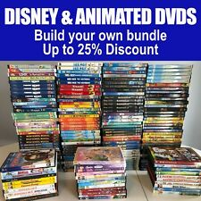 Disney & Animated Dvds / Pick Your Own / *Combined Shipping & Deep Discounts*