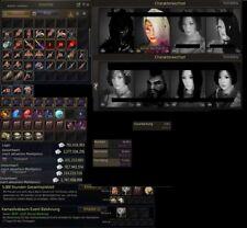 Black Desert Online (BDO) Account - Guru & TET Gear