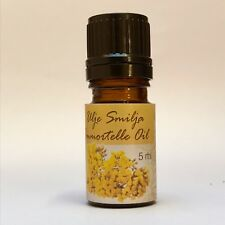 Immortelle Essential Oil 5 ml, Helichrysum Italicum  100% Pure,