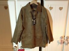 Great Men's Suede Coat Size M NWT