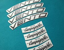 CAMPAGNOLO VENTO REPLACEMENT RIM DECAL SET  FOR 2 RIMS