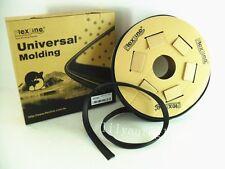 Flexline Windshield Auto Glass Universal Molding Flexible Trim Rubber 24mm 15Ft