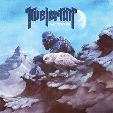 KVELERTAK - NATTESFERD - 2LP BLUE/WHITE VINYL NEW SEALED 2016
