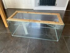 Large terrarium / glass tank / cage. For small animals- Hamster, Mouse, Gerbil