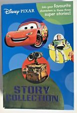 Boxed Set of 3 Disney Pixar Story Collection Books Toy Story 2- Cars - WallE VGC