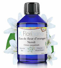 Florihana Organic Orange Blossom/Neroli Hydrolat/Floral Waters 200ml Fast Unisex