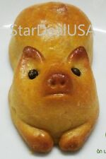 Moon Cake Plastic Single Pig 75 g Mold,Khuon Trung Thu