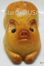 Moon Cake Plastic Single Pig 50 g Mold,Khuon Trung Thu