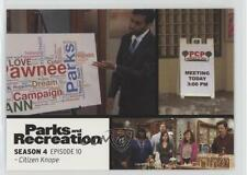 2013 Press Pass Parks and Recreation Seasons 1-4 #56 Citizen Knope Card 2a1