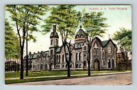 Elmira NY, Park Church, Vintage New York c1910 Postcard X72