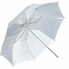 Lencarta Atom/Godox Witstro Flash Folding White Shoot-Through Umbrella