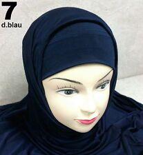 Kopftuch Kopfbedeckung Hijab Tuch islam Muslim d.blau