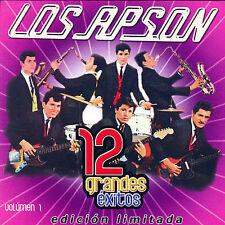 12 Grandes Exitos Edicion Especial Vol. 1 by Los Apson (CD, Jun-2007, WEA...