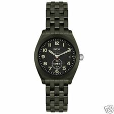 Lady Hugo Boss Watch Ret.$995 IP Black 78%OFF Brand New