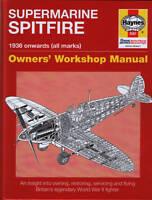 Supermarine Spitfire - 1936 onwards (All marks) Haynes Publishing - New Copy