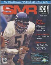 SMR 2015 JAN Dick Butkus - Star of 1973 FB Set - PSA Registry 1978 OPC Hockey