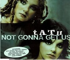t. a. T. u   Not gonna get us 4 TRACK CD NEW - NOT SEALED