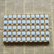 50 values 0603 SMD Resistor Kit in Box 0.1W ±1%(0R~10MR) 10000 PCS RoHS