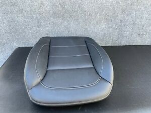 MERCEDES X166 W166 ML350 GL350 FRONT LEFT SIDE LOWER SEAT CUSHION LEATHER OEM