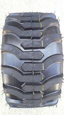 2 - 18X8.50-10 4P OTR Garden Master Tires Lug R-4 R4 PAIR Loader Skid 18x8.5-10