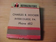 New ListingVintage Antique 1950 International Harvester ,C B Hoover ,Intercourse Pa