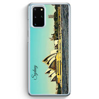 Panorama Sydney Opera Hülle für Samsung Galaxy S20+ Plus Motiv Design Skyline...