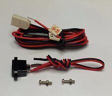 CEA-DCK-2 Kenwood 13.6 VDC power kit for R-2000 and R-5000 Shortwave receivers