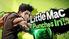 Nintendo N64 Snes Nes 3DS  Mike Tyson's  Punchout LITTLE MAC Fridge Magnet #5