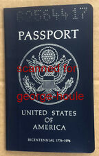 VINCENTE MINNELLI - PASSPORT - SIGNED - JUDY GARLAND - LIZA MINNELLI - AA
