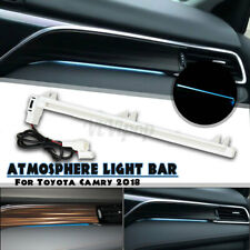 Ice Blue Atmosphere Light Strip Bar Lamp Decorative For Toyota Camry 2018 US