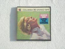 Doris Day  - 'Latin For Lovers'    Reel-To-Reel Tape