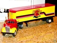 MACK TRACTOR & TRAILER 1960 B-61 FIRST GEAR 13-1390 NOSTALGIC TOY CREATIONS 1994