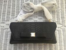 NWT Kate Spade Rivas Street Adley Black Crossbody Leather