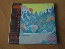 BOBAK JONS MALONE MOTHERLIGHT RARE OOP JAPAN MINI-LP CD