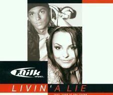 Milk Inc. Livin' a lie (2001) [Maxi-CD]