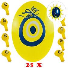 25 X Sünnet Kiyafeti Kina Beschneidungskleidung Verlobung Sünnet Balonu Nazar