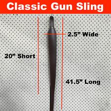 Classic Gun sling for shotgun rifle or crossbow