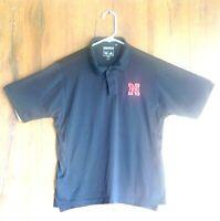 Adidas Climalite Polo Shirt Men's  Blue Size L