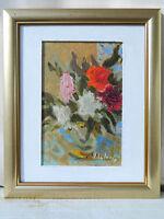 Pierre LELONG 1908-1984 Tableau Peinture Huile NATURE MORTE  POSTIMPRESSIONNISTE