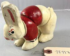 "6"" Antique American Composition Twistum Bunny Doll! Adorable! 18117"