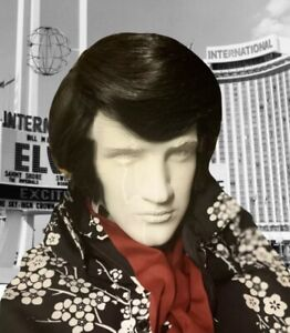 "ELVIS WIG - Long 70's Vegas - ""The International"" - ETA - LAST ONE!"