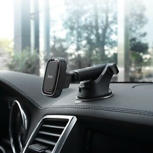 Car Phone Holder Mount Dash Dashboard Stand Magnetic Magnet 360° Rotation GPS