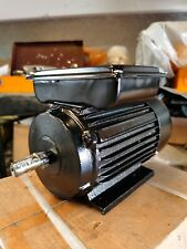 0.75kw Electric motor 1420pm REVERSIBLE CSCR Single Phase 1HP Saw 240V AUS