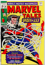 Marvel Tales #20 HIGH GRADE reprint Amazing Spider-Man #25, Human Torch, Thor