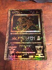 ANCIENT POKEMON CARD SET RARE RAYQUAZA GX EX MEGA