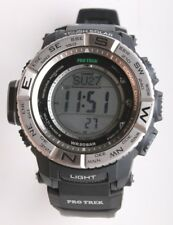 Casio Pro Trek Triple Sensor Multiband 6 Solar Atomic Watch PRW3500-1CR NWOT